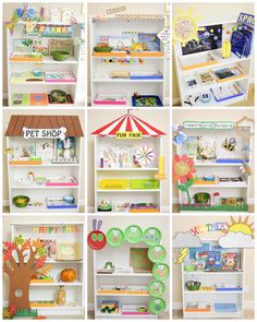 15 FREE Kids Kitchen Printables - to encourage learning about healthy eating and facilitate pretend play! Everything from vocabulary cards to play dough mats! Dramatic Play Themes, Dramatic Play Area, Dramatic Play Centers, Preschool Dramatic Play, Preschool Rooms, Preschool Centers, Preschool Classroom, Classroom Ideas, Play Based Learning