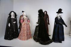 """Salem"" - Costume Designer Joseph A. Porro - FIDM's 8th Annual Outstanding Art of Television Costume Design - Tyranny of Style"
