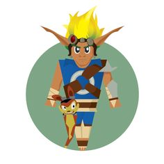 J is for Jak (and Daxter)