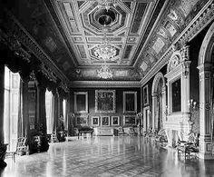 Dorchester House grand saloon 1905