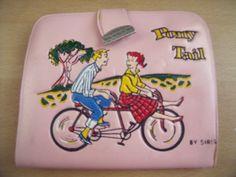 Vintage School, Vintage Girls, Vintage Children, Vintage Pink, Vintage Toys, Vintage Ponytail, Teen Fun, Pony Tails, Vintage Records