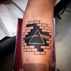 tatuaje prisma pink floyd - Buscar con Google