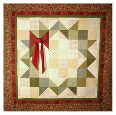 wreath quilt