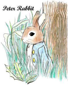Peter Rabbit by SakuraChan99.deviantart.com on @deviantART