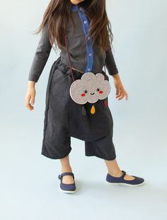the | happy cloud | purse - WUNWAY