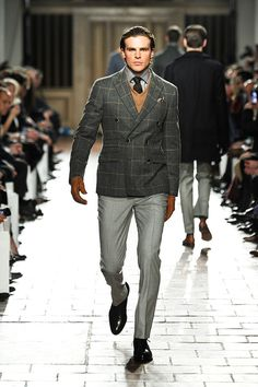 Hackett London Fall Winter 2013 Collection