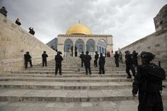 Wary of riots, police restrict Temple Mount access