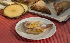 Flapjes met ananas