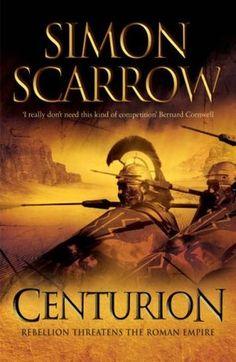 Centurion (Eagle, #8) by Simon Scarrow