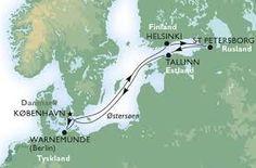 Krydstogt guide – Destinationer – Eventyrrejser- Oplve spændende destinationer i Østersøen direkte fra København