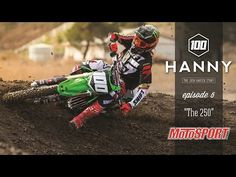 As the clock ticks down for the start of the 2015 supercross season Josh Hansen and his mechanic Dan Castloo make the transition from the 450 to the 250 and continue with their training. Kawasaki Dirt Bikes, Motosport, Auto Racing, Motor Sport