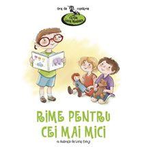 Rime pentru cei mai mici de Lucia Muntean editie 2010 Books For Moms, Great Books, Mai, Family Guy, Comics, Kids, Fictional Characters, Young Children, Boys