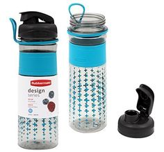 Rubbermaid 20 oz Design Series Plastic Sports Bottle  Cross * Details can be found by clicking on the image.