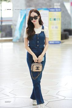 Jessica Gimpo airport 180821