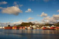 Svolvaer by Christian Sperr on San Francisco Skyline, Landscapes, Clouds, Christian, Travel, Outdoor, Paisajes, Outdoors, Scenery