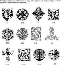 Celtic Tattoos Designs Pictures And Ideas