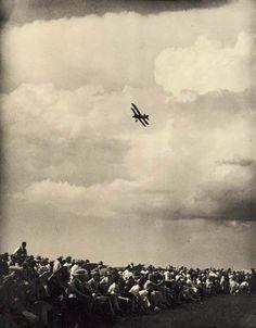 Colorado Springs Air Show in 1920