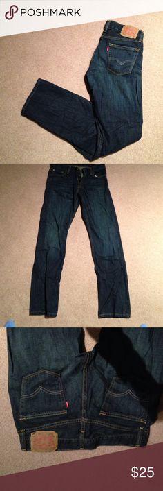 MENS LEVI JEANS NWOT W30 L32 Jeans Bootcut