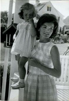 Jacqueline & Caroline Kennedy Photograph