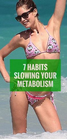 You may think these habits are healthy but they are in fact harming your metabolism. #fitness #workout #nutrition #health #diet #weightloss  http://lindseyreviews.com/7-healthy-habits-hurting-your-metabolism/