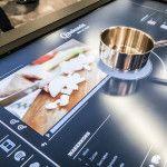 """""""Beeindruckende neue Küchenwelt"""" #Küche #Zukunft #LivingKitchen #Kochen #future #design #livingkitchen2015 #küchenwelt"""