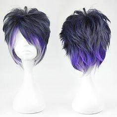 Funky Short Hair, Short Hair With Layers, Short Hair Cuts For Women, Love Hair, Great Hair, Medium Hair Styles, Short Hair Styles, Edges Hair, Anime Wigs