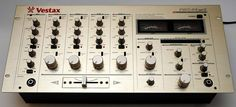 Vestax PMC46mk2 - The first rotary mixer I ever used!