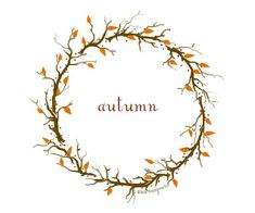 autumn 2014 wreath