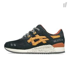 on sale 61db6 2d17f ASICS 2013 Summer Gel Lyte III Collection  ASICS presents a new collection  featuring its Gel Lyte III model for Summer Where previous