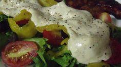 Kittencal Creamy Greek Feta Salad Dressing Recipe
