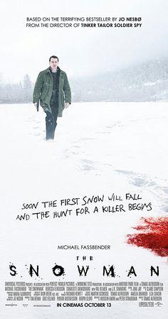 The Snowman di Tomas Alfredson (2017)