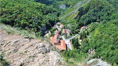 Svatojanský kaňon je jeden z nejhezčích v Česku
