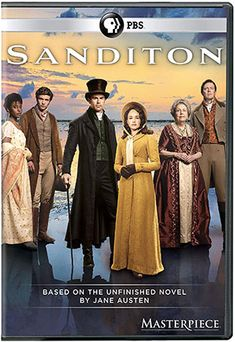 SANDITON (Masterpiece) Season 1 based on the unifinished novel by Jane Austen has been released on DVD and Blu-ray. Best Period Dramas, Period Drama Movies, Masterpiece Mystery, Masterpiece Theater, Kris Marshall, Sanditon 2019, Andrew Davies, Netflix Streaming, Theo James