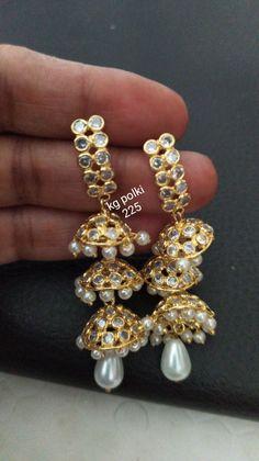 Gold Hoop Earrings, Pearl Earrings, Wedding Jewelry, Jewellery, Pearls, Board, Beautiful, Pearl Studs, Jewels