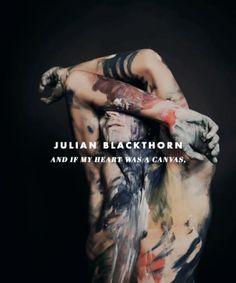Julian Blackthorn // Lady Midnight // The Dark Artifices