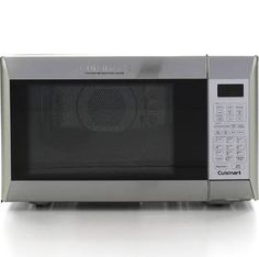 Cuisinart CMW-200 1000W Countertop Convection Microwave and Grill with Multi-Stage Cooking System - 1.1 cu ft - Stainless Steel