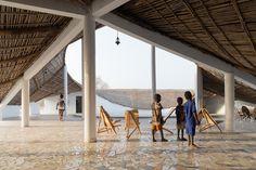 Galeria - Residência do Novo Artista em Senegal / Toshiko Mori - 1