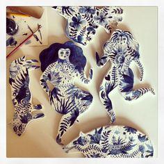 Ceramic chubbies