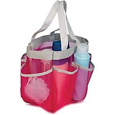 Shower Caddy For College Shower Caddy Sheer College Tote  Mint And Gray  Pinterest