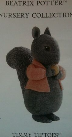 Knitted toys on Pinterest Beatrix Potter, Knitting Patterns and Darts