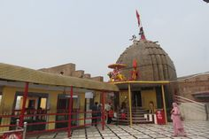 Bawe Temple, #Jammu | Preperations for #Navratris in Full Swing Read here - http://u4uvoice.com/?p=238237