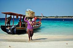 Gili Trawangan ... Gili islands, Lombok, Indonesia