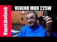 Ποια ήταν η έμπνευση της SMOK ? - VENENO MOD 225W - Live Review Ποια ηταν η εμπνευση της SMOK ? - VENENO MOD - Live Review Περισσοτερες πληροφοριες εδω http://ift.tt/2smzy7q Size: 85 x 47.3 x 30.6mm Dsiplay: 1.3 inch HD screen Wattage Range: 1-225W Output Voltage: 0.5-9V Input Voltage: 6.4-9V Standby Current: 500uA Batteries: 2 x 18650 batteries (not included) Resistance: 0.1-2.5ohm(VW)/0.05-2ohm(TC) Temperature Range: 200-600/100-315 Thread: 510…