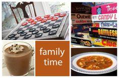 Family Time Always!