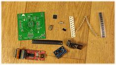 arduino brushed drone circuit