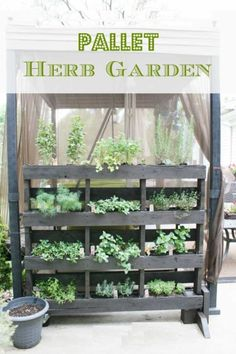 Garden Ideas Magazine 10 wonderful and cheap diy idea for your garden 2 7diy Herb Stand Garden Projectsoutdoor Projectsgarden Ideasdiy Projectsideas Magazineyard