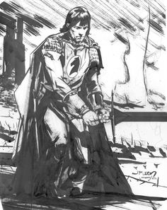 Prince Valiant by John Paul Leon