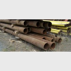10 inch steel pipe supplier worldwide | Unused surplus 10 inch pipe for sale - Savona Equipment