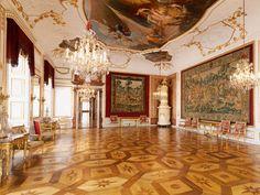 Salzburg Residenz Prunkraum
