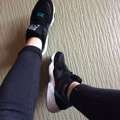 583e9c22496c lulujay8 we love your new Puma R698 trainers Blue Trainers, Trainer Boots,  Boot Shop